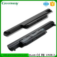 Buy cheap Greenway laptop battery replacement  A41-K55 A32-K55 A33-K55 for ASUS A45 K45 K55 R400 series from wholesalers