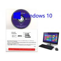 Best Japanese Language OEM Win 10 Pro Retail Version with Product Sticker 1pk DSP wholesale