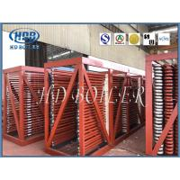 Best Heat Exchangers Boiler Auxiliaries Superheater Coils For Utility / Power Station Plant wholesale