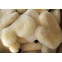 Best Sheepskin Car Wash Mitt Car Detailing Super soft 100% real sheepskin wool wholesale