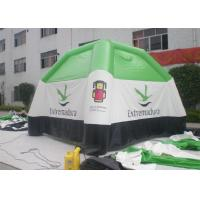 Best Custom Logo Outdoor Inflatable Tent Eco Friendly For Business Promotions wholesale