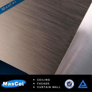 Best Aluminum Ceiling Panel and Aluminum Panels Painted Wood wholesale