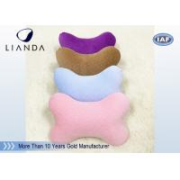 Best Cute Memory Foam Pillows for Cervical Spine Protection , colorful Car Neck Rest Pillow wholesale