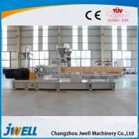 Best PVC Ribbed Plastic Pipe Extrusion Line , PVC Pipe Production Line Jwell Brand wholesale