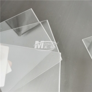 Best 6mm Anti ScratchFireproof Clear Flame RetardantAcrylicGlassSheet wholesale