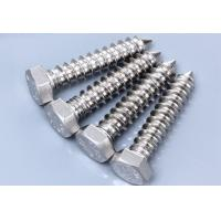 China Galvanized Half Thread Tainless Steel Coach Screw For Timber Construction 60mm 80mm on sale