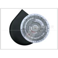 Best Round Shaped Kearing Circular Flight Computer E6B Flying Calculator wholesale