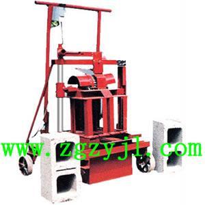 Best mobile cement block making machine  plant wholesale