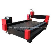 Best 1300*1800mm Heavy Duty Stone CNC Router with Rotary Axis wholesale