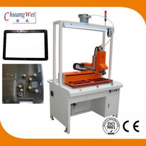 Quality Plastic Parts Screw Inserting Screw Tightening Machine Air Pressure 0.4 - 0.7MPa wholesale