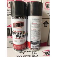 Best Anti Scratch Aerosol Spray Paint Odourless 400ml Car Spray Paint Cans wholesale