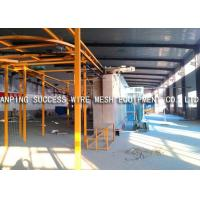Cheap Eco Friendly Wire Fence Making Machines , PVC Wire Coating Machine Various for sale