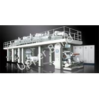 China Tobacco Aluminum Automatic Foil Stamping Machine Backing Paper Coating Equipment on sale