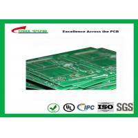 Cheap Computer PCBs with Rigid FR-4 1.6mm  OSP surface treatment  with RoHS for sale