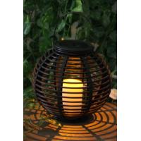 Best Garden Rattan Solar Lights wholesale