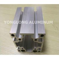 Best T3 - T8 Machined Aluminium Alloy Profile 6063 6060 6005 6005A With Natural Oxidation Treatment wholesale