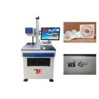Quality 15W Galvo Co2 Laser Printing Machine For Ceramic Sanitary With Permanent Marker wholesale