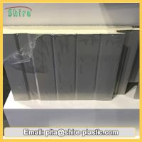 China Aluminum Insulated Panel Clear Plastic Sticky Film , Protective Auto Film Multi Purpose on sale