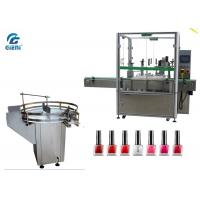 Best Small Dose Automatic Nail Polish Filling Equipment 2 Nozzles With Turn Table wholesale