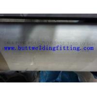 China ASTM A213 T9 Stainless Steel Seamless Pipe For Superheater / Heat Exchanger Tubes on sale