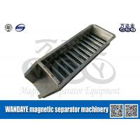 Best Stainless Steel Magnetic Separation Equipment With Groove Iron Remover wholesale