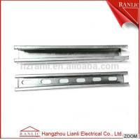 Best Galvanized Steel Strut Channel Fittings , Electrical Drawer C Strut Channel Accessories wholesale