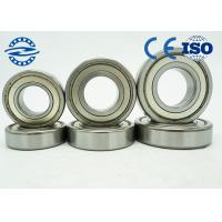 Best Miniature Deep Groove Ball Bearings 6000 Series 6002 2ZR With Small Friction Resistance wholesale