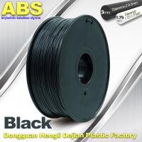 Best Good toughness ABS 3d Printer Filament materials for RepRap , Markerbot wholesale