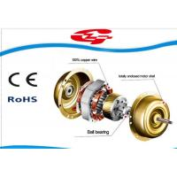 China Ball Bearing Ac Fan Motor Replacement For Home Appliance / Ac Capacitor Motor on sale