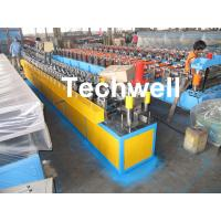 Best Roof Ceiling Batten Cold Roll Forming Machine With 14 Forming Stations wholesale
