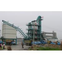 Dynamic Measuring Accuracy≤1.0% Bitumen Mixing Plant With Stable Asphalt - Aggregate Ratio