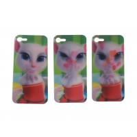 Best Custom Iphone Cases Lenticular Flip With 0.6mm PET Eco - Friendly Material wholesale