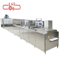 Best PLC Controlled Chocolate Moulding Line With Remote Control System wholesale