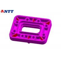 Best Moldflow Injection Mold Tooling GV - 5HL Square Flanges Interchangeable Inserts Edge Gates wholesale
