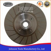 Best No Chipping Electroplated Diamond Grinding Wheels For Dry Cutting wholesale