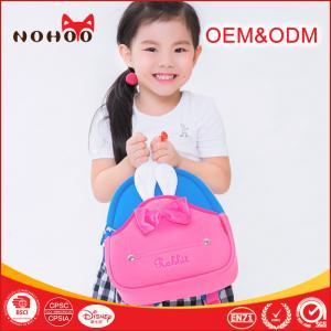 Best Lightweight child school bags lovely design for kindergarten girls wholesale