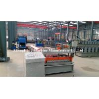 Best Aluminum Panel Roofing Sheet Roll Forming Machine with voltage  220 V 50hz wholesale
