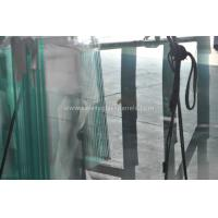 Fencing French Green Laminated Security Glass With High Temperature