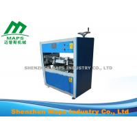 Best Blue Color Cushion Covering Machine / Sofa Cover Making Machine 0.8 Kw wholesale
