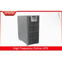 Best 3 / 1 Phase 380VAC / 220VAC High Frequency Online UPS with 0.9 Power Factor , 10-20KVA wholesale