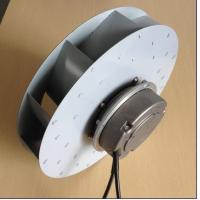 Best Electric Power EC Industrial Centrifugal Blower With External Rotor Motor wholesale