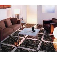 Affordable Ceramic Tile In A Traditional Living Room Cheap Black Marble Polished Porcelain Tiles For Living Room Flooring