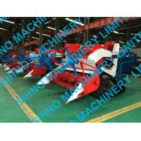 Best 4L-0.7 mini wheat rice combine harvester factory price wholesale
