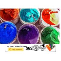 Best Anti Corrosive Home Powder Coating Smooth Surface Epoxy Polyester Material wholesale