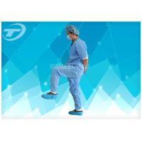Best Disposable Non - Woven Fabric Hospital Patient Gown With CE Certified wholesale