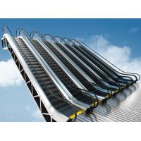 Best 0.5m/S Shopping Mall Escalator , 30 35 Degree Inclination Fuji Indoor Auto Escalator wholesale