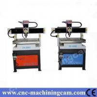 Best cnc router for metal and non-metal cutting and engraving ZK-6060(600*600*120mm) wholesale
