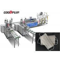 Best 2019 High Speed Dust Proof Multi-Layer Non-Woven Mask Making Machine wholesale