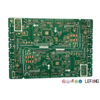 China OEM 2 Layers OSP Rigid  PCB Circuit Board for Industrial Control on sale