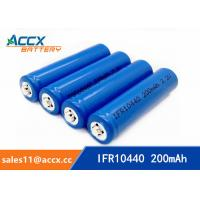 Best IFR10440 3.2V AAA size lifepo lithium rechargeable battery wholesale